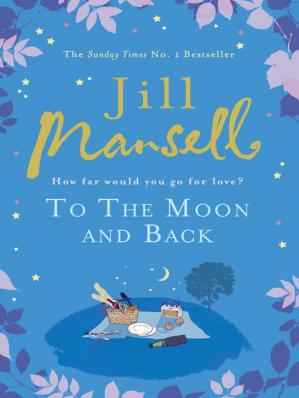Book cover To the Moon and Back