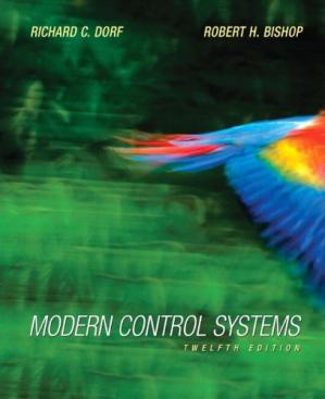 বইয়ের কভার Modern Control Systems (12th Edition)