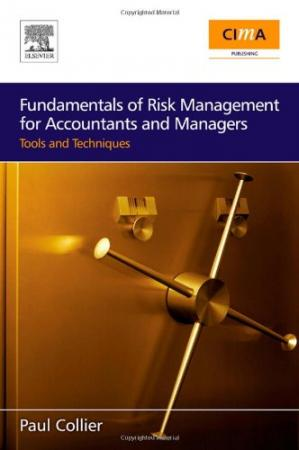 Copertina Fundamentals of Risk Management for Accountants and Managers: Tools & Techniques