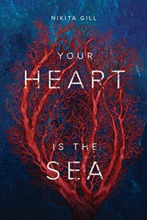 书籍封面 Your Heart Is The Sea
