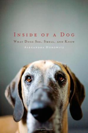 Εξώφυλλο βιβλίου Inside of a Dog: What Dogs See, Smell, and Know