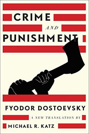 Book cover Crime and Punishment: A New Translation
