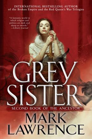 Book cover Grey Sister