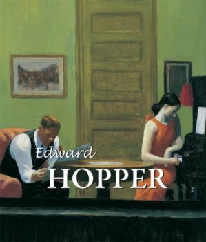 Sampul buku Edward Hopper