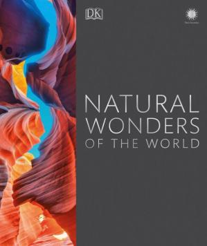 书籍封面 Natural Wonders of the World
