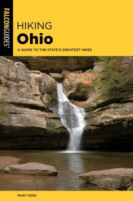 Book cover Hiking Ohio: A Guide to the State's Greatest Hikes