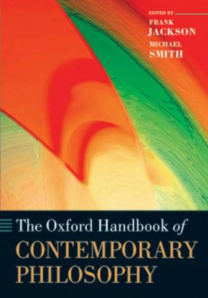 Okładka książki The Oxford Handbook of Contemporary Philosophy