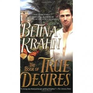 Book cover The Book of True Desires