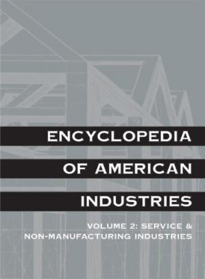 Book cover Encyclopedia of American Industries (2 Volume Set)