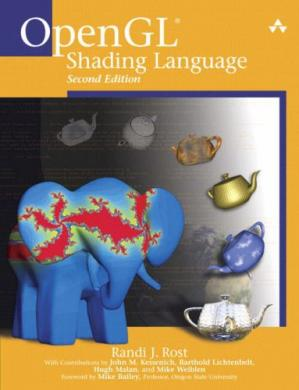 Book cover OpenGL(R) Shading Language (2nd Edition)