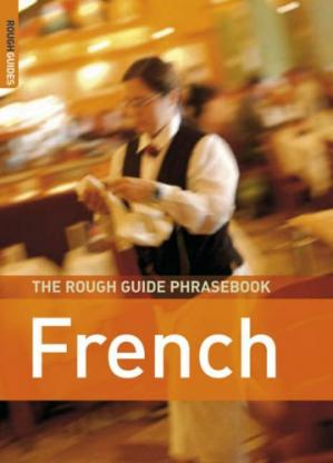 Okładka książki The Rough Guide to French Dictionary Phrasebook 3 (Rough Guide Phrasebooks)