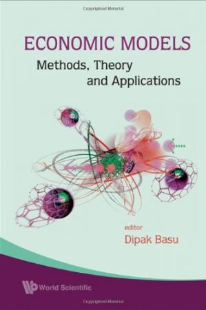 Εξώφυλλο βιβλίου Economic Models: Methods, Theory and Applications