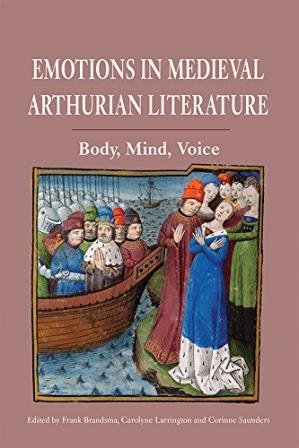 Copertina Emotions in Medieval Arthurian Literature