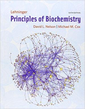 Book cover Lehninger Principles of Biochemistry