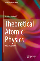 Book cover Theoretical Atomic Physics