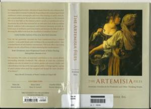 Book cover The Artemisia Files: Artemisia Gentileschi for Feminists and Other Thinking People