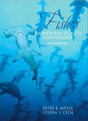 Sampul buku Fishes: An Introduction to Ichthyology
