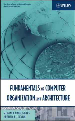 Book cover Fundamentals of Computer Organization and Architecture