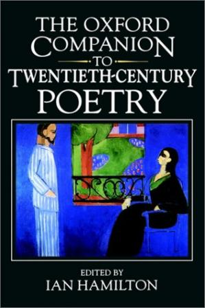 Book cover The Oxford companion to twentieth-century poetry in English