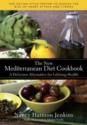 غلاف الكتاب The New Mediterranean Diet Cookbook : a Delicious Alternative for Lifelong Health