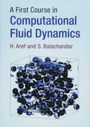 Book cover A First Course in Computational Fluid Dynamics