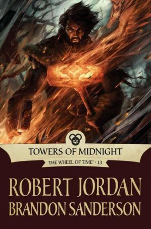 书籍封面 Towers of Midnight