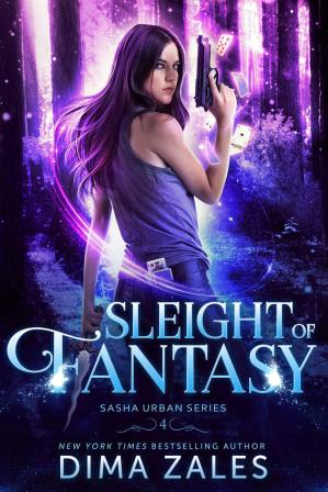 Book cover Sleight of Fantasy