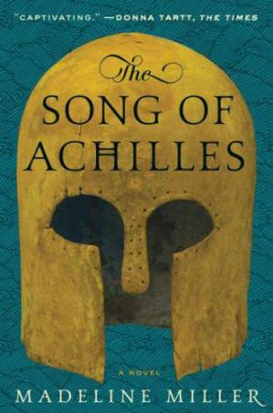 Korice knjige The Song of Achilles