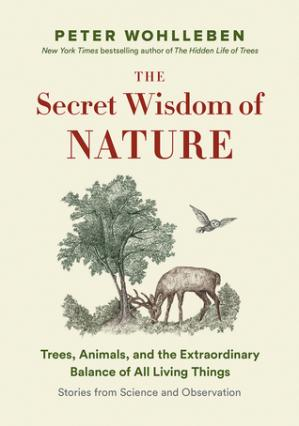Book cover The Secret Wisdom of Nature: Trees, Animals, and the Extraordinary Balance of All Living Things—Stories from Science and Observation