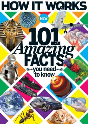 Copertina How It Works: 101 Amazing Facts You Need to Know