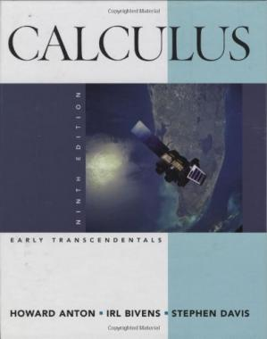 Book cover Calculus Early Transcendentals Combined