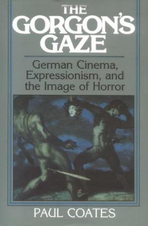 A capa do livro The Gorgon's Gaze: German Cinema, Expressionism, and the Image of Horror