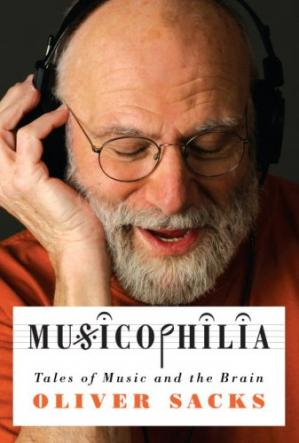 Book cover Musicophilia: Tales of Music and the Brain