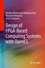 Book cover Design of FPGA-Based Computing Systems with OpenCL