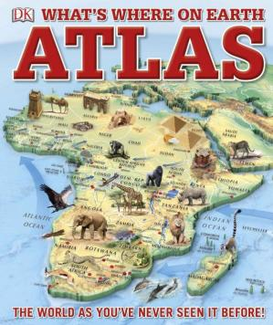 غلاف الكتاب What's Where on Earth Atlas