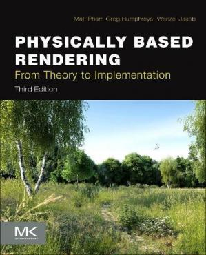 Обложка книги Physically Based Rendering, Third Edition: From Theory to Implementation