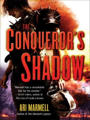 Book cover The Conqueror's Shadow