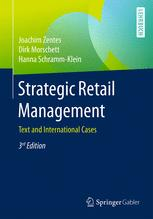 Book cover Strategic Retail Management: Text and International Cases