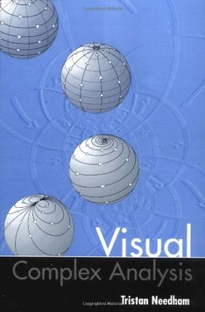 Book cover Visual Complex Analysis
