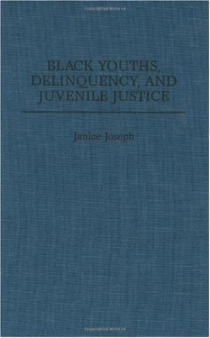 Copertina Black Youths, Delinquency, and Juvenile Justice