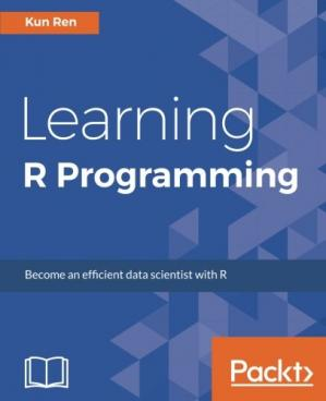 Book cover Learning R Programming