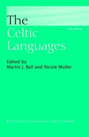 Book cover The Celtic Languages
