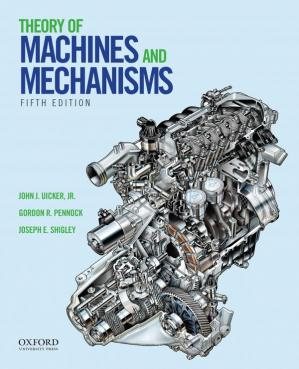 غلاف الكتاب Theory of Machines and Mechanisms