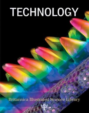 Book cover Britannica Illustrated Science Library Technology