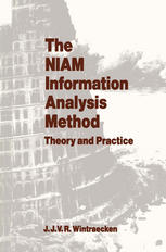 Обложка книги The NIAM Information Analysis Method: Theory and Practice