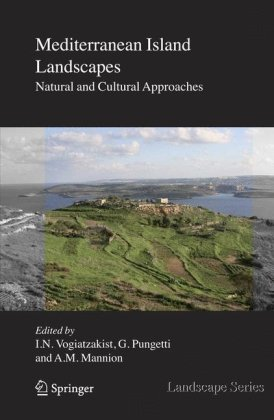 Book cover Mediterranean Island Landscapes: Natural and Cultural Approaches