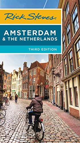 Book cover Rick Steves Amsterdam & the Netherlands