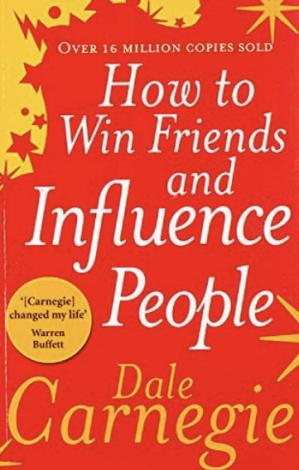Kitabın üzlüyü How to Win Friends and Influence People in the Digital Age