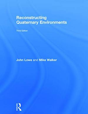 غلاف الكتاب Reconstructing Quaternary Environments