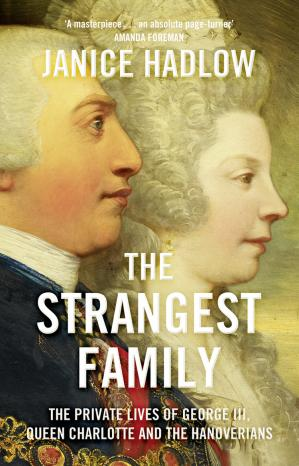 Book cover The Strangest Family: George III's Extraordinary Experiment in Domestic Happiness
